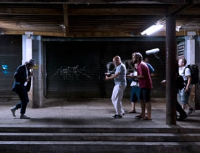 Indebito – aiuto regia | fotografia di scena