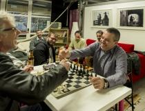 Maestri Internazionali di scacchi a KINIMA